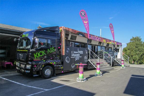Snack-Liner die mobile Snack lounge